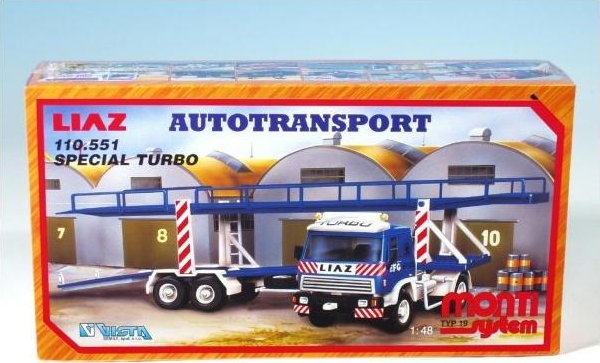 Vista - Autotransport - 009339